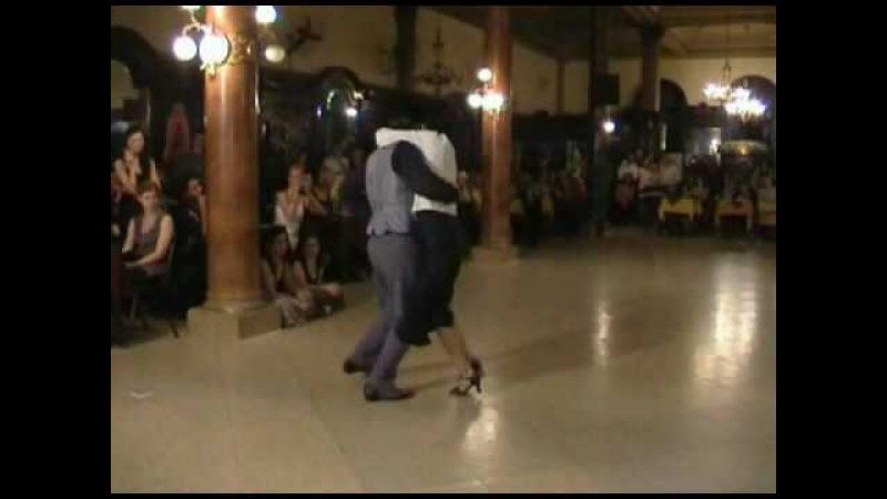 Танго канженге MOCCA - ROXINA Villegas ADRIAN Griffero