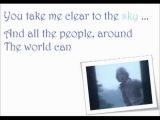 Robin Gibb Juliet Lyrics Video HQ