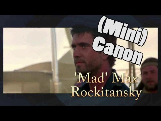 Nostalgia Chick - Mini Canon Mad Max RUS vo
