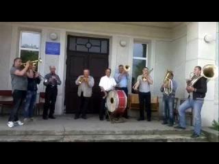 Fanfara Vatra Jocului Sf Nicolaie s.Costiceni part.2