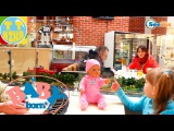 Кукла Беби Борн. Девочка Ника в новом детском кафе с игрушкой. Паровозики. Видео для детей