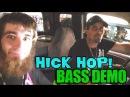 HICK HOP BASS w/ Jonny Rebels HDC3 Subwoofers PPI 1800 Amps @ SBN 2015   JAWGA BOYZ
