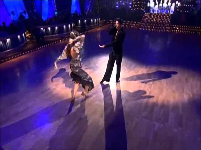 О. Фёдорова и А. Литвиненко - Танцы со звёздами