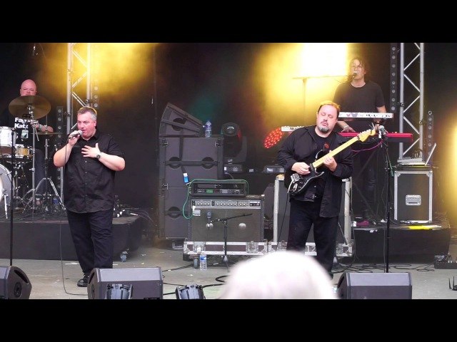 Steve Rothery Band - Night of the Prog X, St. Goarshausen, 19.07.2015