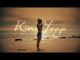 Beach Yoga, West Coast to East Coast Yoga Demo with Kino