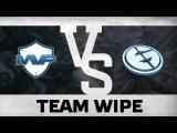 Team wipe by MVP Phoenix vs Evil Geniuses  Dota Pit S4