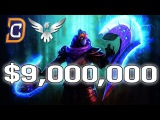 WINGS vs. DC | $9,000,000 COMEBACK Dota 2 GRAND FINALS TI6