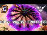 WINGS vs. DC | GRAND FINALS TI6 | EPIC PLAYS DOTA 2