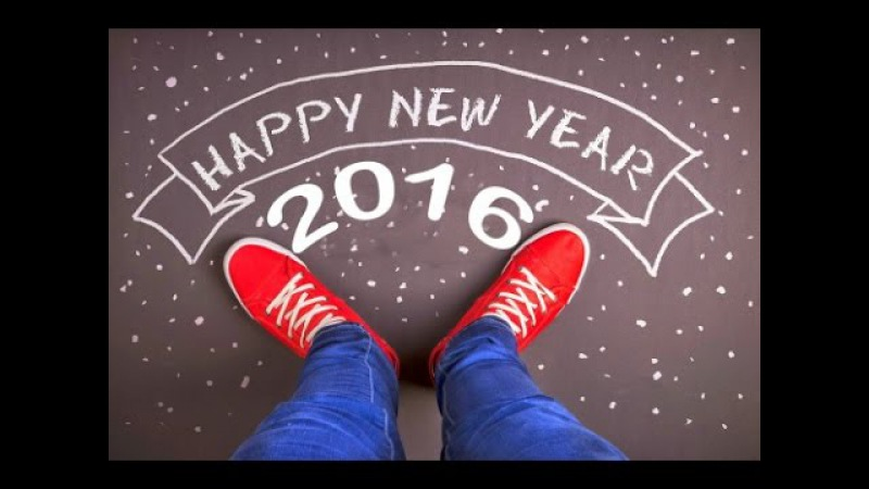 ► HAPPY NEW YEAR ♥ 2016