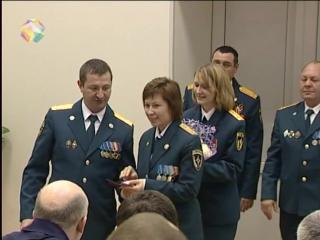 Их профессия спасать жизни – 25 лет назад было создано МЧС России.