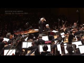 Ryuichi Sakamoto - Merry Christmas, Mr Lawrence (LIVE)