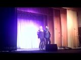 Мамуля и Юрий Магомаев с песней