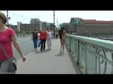 Martina P Nude in Public 3