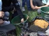 traperby - Замес фидерных прикормок для ловли плотвы