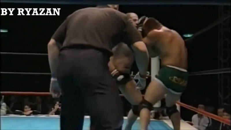 Fedor Emelianenko vs Chris Haseman _NOT VINE_ BY RYAZAN