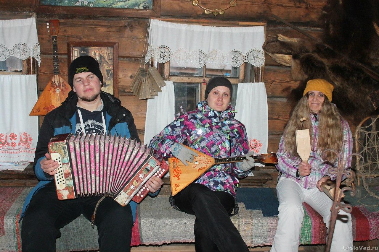Этнопарк Чусовой