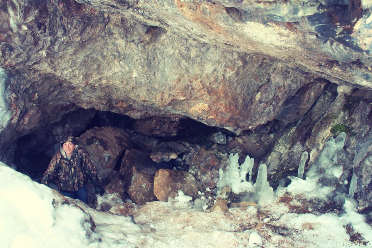 Пещера Геологов 2