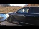 Seat Leon fr mk3 180hp 1,8 литра vs Ford Mondeo ST 226hp3 литра