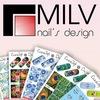 MILV|Слайдер-дизайн для ногтей от производителя