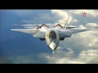 Секретные материалы «Военной приёмки» - Т-50. Самолёт- невидимка