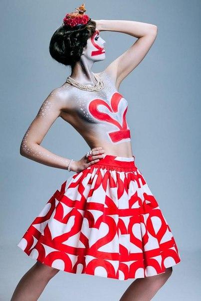 красота женского тела в картинах художников