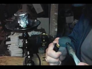 Как правильно надо заправлять и курить кальян!