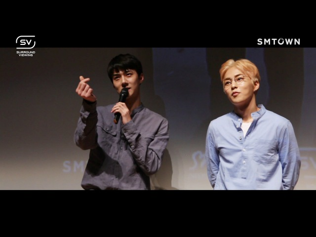 [EXO PLANET 2 The EXO'luXion [dot]] SURROUND VIEWING_PREVIEW