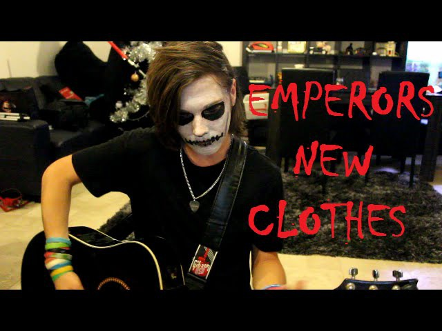Acoustic Cover Emperors New Clothes - Panic! At The Disco (Damon Sparkes)