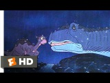 The Land Before Time (210) Movie CLIP - Littlefoot's Mother Dies (1988) HD