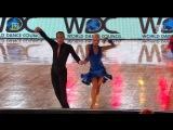 Taniec towarzyski Mistrzostwa Świata w tańcach latynoamerykańskich