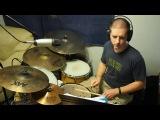 Jaga Jazzist - Starfire (Drum Cover)