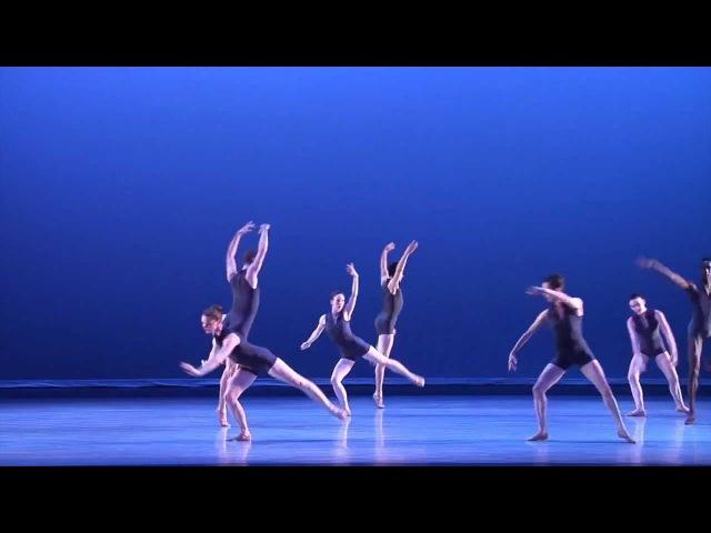 Ballet - Fragments [HD] - Raiford Rogers Modern Ballet