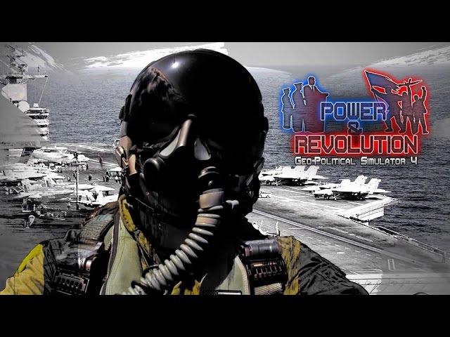 Power Revolution - Geopolitical Simulator 4 Teaser Trailer