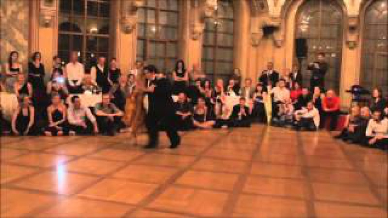 El mejor baile de Tango *Amadeus Tango Por Alejandra Mantinan Aoniken Quiroga