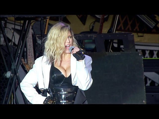 Fergie - Rock in Rio Lisbon 2016 (full live concert) - HD 1080p
