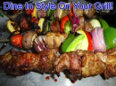 Review Of Barbecue Skewer Shish Kabob Set By Cave Tools