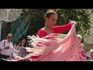 Эсмира Фламенко - Todo Tiende @ Сокольники, Фестиваль