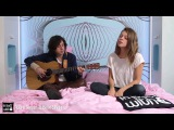 Adam Green &amp Binki Shapiro - Here I Am - acoustic for in bed with