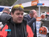 Фирма «Штиль» представила жителям Костромской области свою новую технику