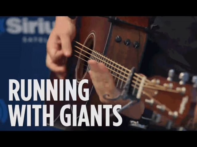 Thousand Foot Krutch Running with Giants SiriusXM Octane