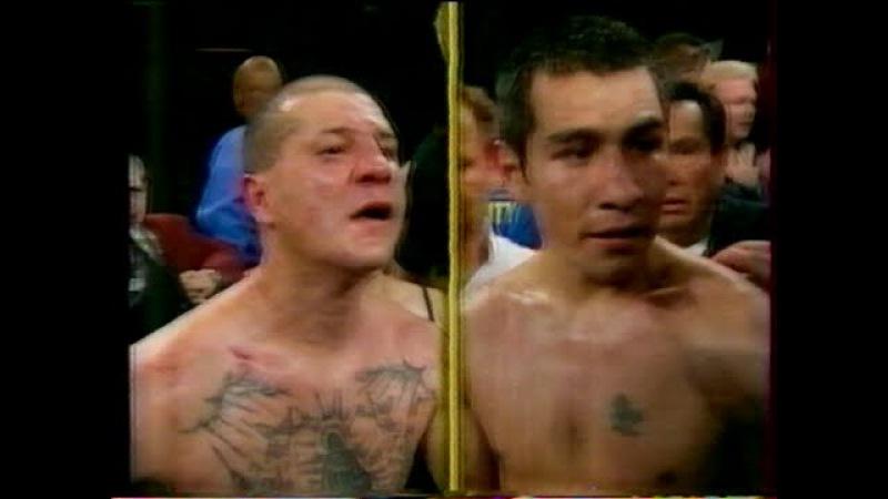 Марко Антонио Баррера-Джонии Тапиа(Вл.Гендлин старший)Marco Antonio Barrera-Johnny Tapia