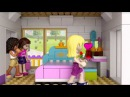 Cartoon LEGO Friends Grand Hotel Мультик Лего Френдс  Гранд Отель