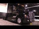 2016 Freightliner Cascadia Evolution Sleeper Truck with DD15 AT 14 8L 475hp Engine - Walkaround