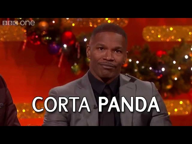 Jamie Foxx, Cameron Diaz, and Usher Attempt Cockney Accents - The Graham Norton Show - BBC One