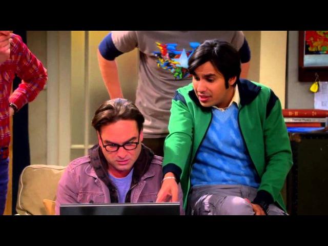 Теория Большого Взрыва - Парни покупают билеты на Comic Con