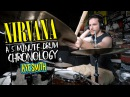 Nirvana: A 5 Minute Drum Chronology - Kye Smith [4K]