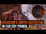 Far Cry Primals Assassins Creed Easter Egg