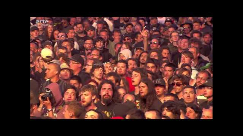 In Flames Live at Hellfest, 21 06 2015