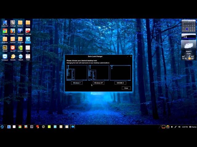 Zorin OS 11 Core - плавный и красивый Linux дистрибутив аля Windows