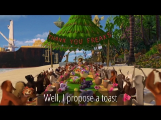 Английский по фильмам Мадагаскар